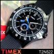 タイメックス TIMEX T2N522 ブラック ラバー メンズ 腕時計 タイメックス