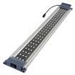 水槽用照明ランプ LEDアクアリウムライト 72連 白/青 55cm〜65cm 長寿命 使用便利 お気軽に UT600