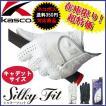 「メール便送料無料」在庫限り超特価! キャスコ シルキーフィット Kasco Silky Fit グローブ GF-14252(4379) 「キャデットサイズ」