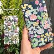 花柄 iPhone13 ケース iphone12 reno5a xperia5ii aquos r6 sense4 スマホケース 手帳型 カバー 携帯 デザイン 野の花 北欧