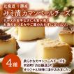 味噌漬カマンベール 4種 お中元 夏ギフト 柔らかなカマンベールチーズを本別町『渋谷醸造』のオリジナル味噌に漬け込みました。/渋谷醸造[冷蔵発送]