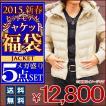 2015福袋 ヒットモデル ジャケット5点入りメガ 福袋 メンズ 2015【5点入り】