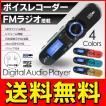 ◆メール便送料無料◆ ボイスレコーダー&FMラジオ搭...