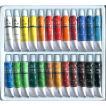 画材 24色 アクリル絵の具セット 12ml×24色