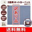 ホットカーペット(電気カーペット) 本体 3畳用 自動切タイマー・ダニ退治 三京 HT-30NP