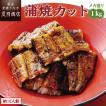 うなぎ 蒲焼き 国産 カット1kg(1枚45〜65g)メガ盛り