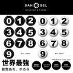 BANDEL 55cm Long Number Necklace バンデル ロング ナンバー ネックレス