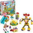 レゴ LEGO PowerPuff Girls Bubbles' Playground Showdown Building Kit (144 Piece), Multicolor