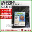 工場扇用 巻き込み防止ネット 扇風機 カバー A600-1N カースル