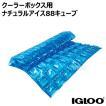 igloo(イグルー) クーラーボックス用 MAXCOLD NATURAL ICE ナチュラルアイス88キューブ