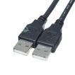 USBケーブル 1.8m USB2.0Aタイプ(オス)-USB2.0Aタイプ(オス)  USBハブ 周辺機器接続等 COMON 2AA-18 C11388