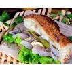 クラウンマッチェス・軽塩水漬け オランダ王室御用達とろニシン 300g×1パック 冷凍同梱可能