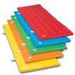 屋外使用可能 体操カラーマット 90×180×厚5cm ターポリン カラーマット SGマーク付 体操マット