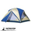 スクリーンドームテント ドーム型テント 6人用 キャンプ ファミリー 家族 オルディナ キャリーバッグ付 M-3118 キャプテンスタッグ