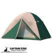 ドームテント ドーム型テント 270cm キャンプ 大型テント ファミリー 家族 CS UV 5~6人用 キャリーバッグ付 M-3132 キャプテンスタッグ