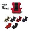 ソファ 座椅子 フロアソファ マンボウ 日本製 流線型デザイナーズソファ アーバンマンボウソファ(TYPE:S/ストライプタイプ) 送料無料