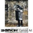 Banksy バンクシー Bin Camera アート