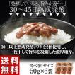 おつまみ 塩辛 イカ いか 昔ながらの熟成濃厚塩辛 約50g×6袋 冷凍 送料無料