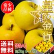 りんご 青森県産 星の金貨 9〜11玉 約3kg【特A】送料無料