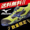 安全靴  ミズノ安全靴 限定色 作業靴 送料無料 手袋プレゼント ポイント5倍 ミズノ MIZUNO C1GA1600 プロテクティブスニーカー