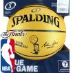 NBA ファイナル記念ボール バスケットボール7号球 スポルディング フリースタイルやストリート向け 74-8528