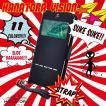 HANATORA iPhone 8/iPhone 7 対応 Vision-Stand シュリンクエンボスド PUレザー 手帳型ケース 液晶保護フィルムキット同梱