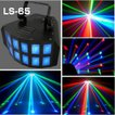 LEDステージライト 舞台照明 LS-65 LED エフェクト スポットライト パーライト LEDスターボールエフェクト