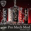 正規品 VGOD Pro MECH MOD 24mm メカニカルMOD 18650バッテリー スモークトリック VAPEトリック