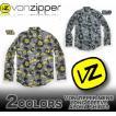 30%OFF SALE/VON ZIPPERボンジッパー/AD212-101/長袖アロハシャツ