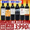 (送料無料)シニアソムリエ厳選 直輸入 激旨赤ワイン6...