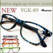 YGK-89/定形外郵便で送料無料/フレームの柄がおしゃれな老眼鏡/リーディンググラス/シニアグラス/敬老の日/プレゼント/ギフトに/ダルトン/BONOX