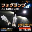 ALL CREE 30W LEDライト T20/7443 ブレーキ テール ダブル球 LEDバルブ CREE XB-D5 ホワイト 白 2個 6000K 純正交換用 デイライト 12V24V兼用