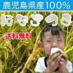 (29年産)鹿児島県産はなさつま 20kg(10kg×2袋)  (送料無料 玄米・白米選べます)