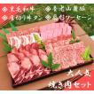 焼肉ファミリーセット【3〜4人前】