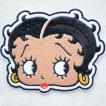 ワッペン ベティブープ Betty Boop(フェイス) BBW-001