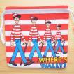 アメリカンキャラ巾着袋(S) ウォーリーをさがせ Wally LJK-S026