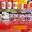 コカコーラ Coca-Cola ミニカー コークオンアイス コンボイトレーラー(1/64) *メール便不可