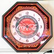 コカコーラ Coca-Cola 壁掛け時計/レトロネオンクロック PJC-R01 *送料無料 *代引不可
