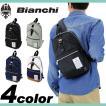 Bianchi(ビアンキ) ボディバッグ BYUYシリーズ 撥水加工 BYUY-01