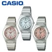 カシオ 腕時計 電波ソーラー wave ceptor ウェーブセプター レディース ソーラー電波腕腕時計 CASIO LWQ-10DJ-4A1JF LWQ-10DJ-7A1JF