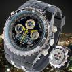 FRUH フリュー フリュ メンズ 腕時計 うでどけい アナデジ多機能 クロノグラフウォッチ GL4004