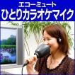 防音マイク・エコーミュート・一人カラオケ・防音マイクミュート