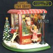 クリスマス特集 (クリスマスソング8曲入り)LED付きオルゴール TOY SHOP L(トイショップ-大) xmas-014005 すぐに使える乾電池4本オマケ♪