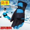 スキー スノボ 防水 保温  ウィンターグローブ アウトドア 手袋 送料無料