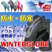 スキー スノボ 防水保温 ウィンターグローブ アウトドア 手袋