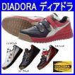 安全靴/作業靴/ディアドラ/DIADORA/スニーカー/ロビン/作業服/作業着 甲被:牛クロム革・人工皮革(do-ROBIN)