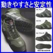 安全靴 セフティシューズ XEBEC ジーベック ミッドカット 作業服 甲被:合成皮革+メッシュ(xe-85207)