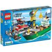 【LEGO(レゴ) シティ】 シティ コンテナ船とハーバー 4645