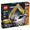 【LEGO(レゴ) テクニック】 テクニック ショベルカー 8043