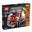 【LEGO(レゴ) テクニック】 テクニック クレーン・トラック 8258